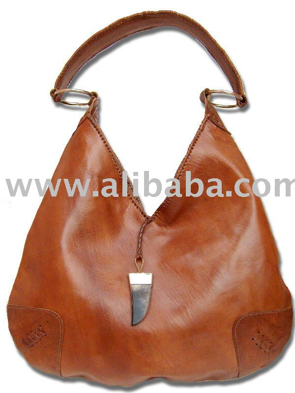 Handcrafted Moroccan Leather Bag Genuine Natural Tannery Handbag Product On Alibaba