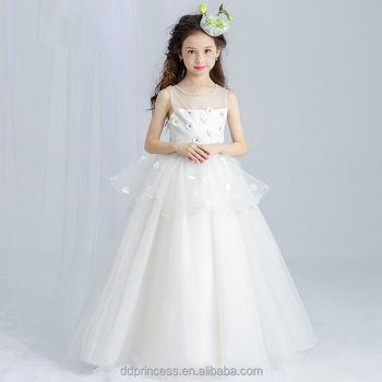 2017 Pictures Of Latest Gowns Designs 9 Years Old Party Boutique ...