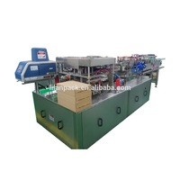 High Speed Automatic Wraparound Case Carton Packer For Carbonated Drinks Production Line