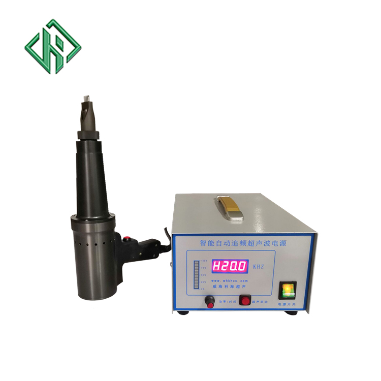 Ultrasonic Ageing Process <strong>Equipment</strong> For Metal Welding Ultrasound Impact Gun