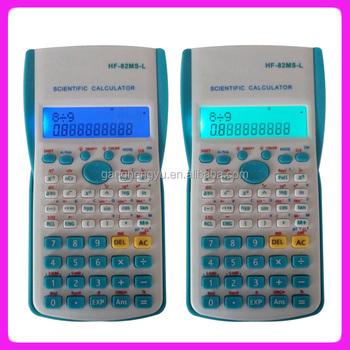 Backlit calculators? - Page 1
