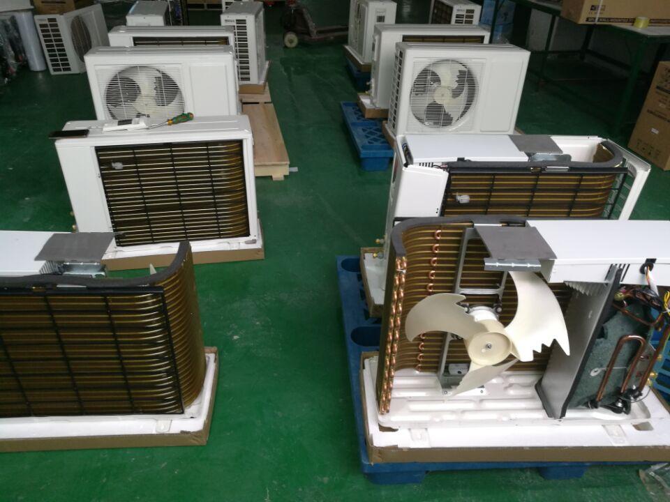 High Wall Mini Split Air Conditioner R410a 1ph To 3ph
