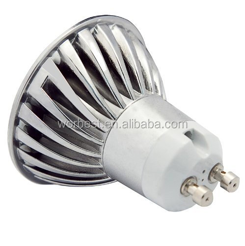 Led Gu10 50w Equiv Dimmable 5w 3000k Ce Listed Gu10 Led Bulb,Gu10 ...