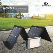 Eco-friendly outdoor laptop tablet smart phones solar energy system for sale
