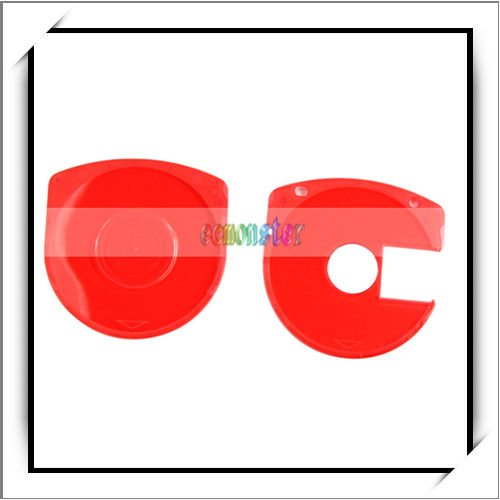 For PSP 2000/3000 UMD Disc Case Cover Red