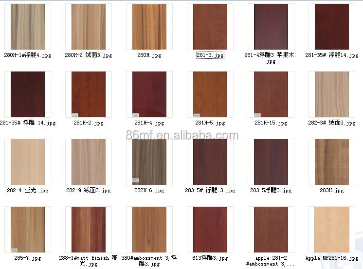 Kitchen cabinet oak colors - 15mm 18mm 25mm Melamine Wood Lamination Raw Material Buy