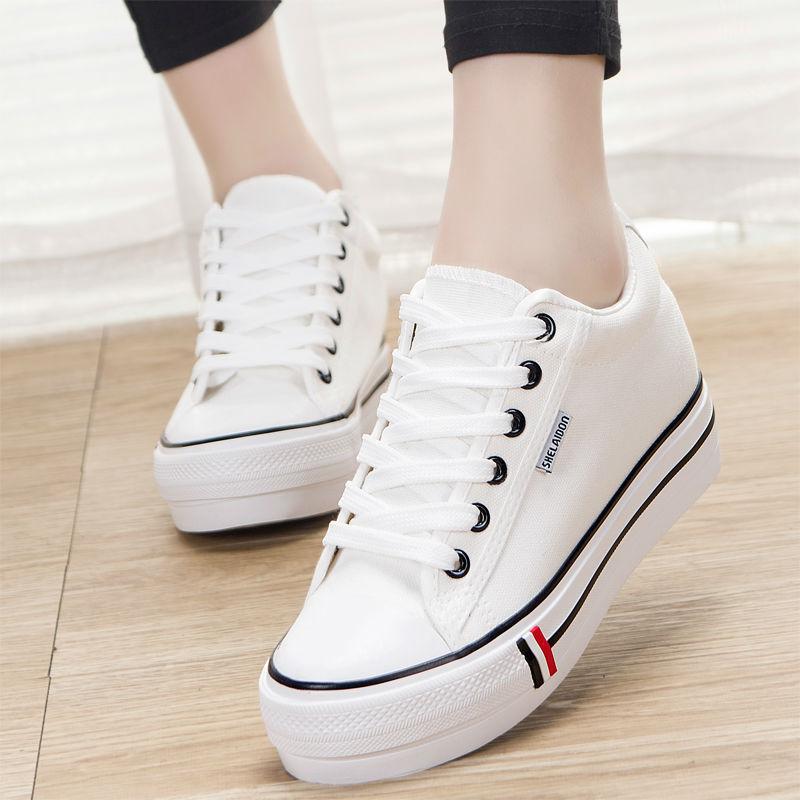 Hot Sale Canvas Shoes Women Fashion Sneakers Ladies Cloth