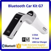 2017 Audio Car Kit Stereo Bluetooth Car MP3 Player with SD USB WMA/WAV