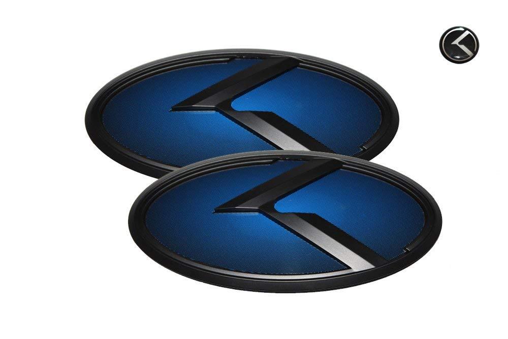 DND K Logo EMBLEM SET 7EA For KIA 2017 Sportage QL