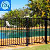 Folded Top Swimming Pool Fence ( Factory Exporter)