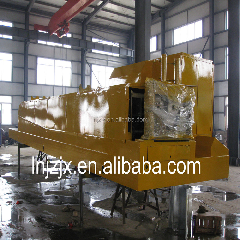Arch steel Building Machine or K shape arch roof forming machine