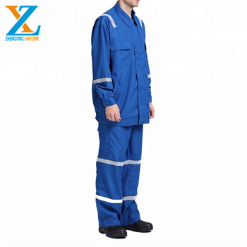 Welding Cotton Nylon Arc Flash Protective Clothing For Industry