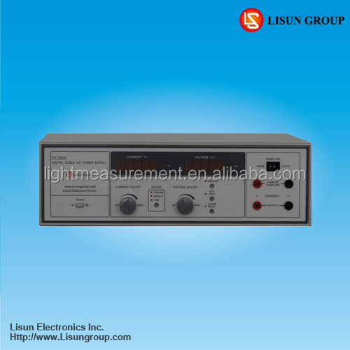 DC6005 Electrical power usage dc tester for led light test voltage and current etc