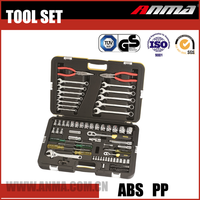 Ladies Tool Kit home metal hand tool set