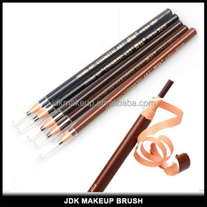 JDK Wholesale Waterproof Eyebrow Pencil Paper Roll