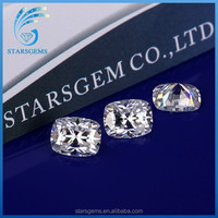 VVS loose diamond 3 carat cushion shape star cut moissanite stone for moissanite jewellery