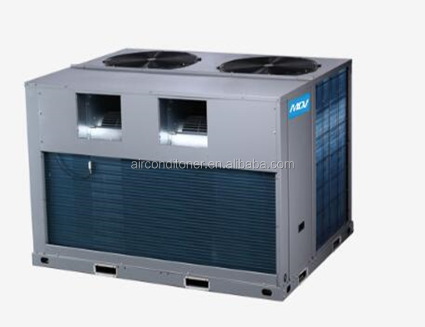 Heating and cooling high effiency T3 rooftop air conditioner