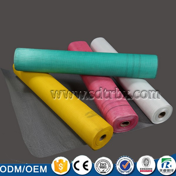 Low Price Fiberglass mesh factory marble backing in Turkey