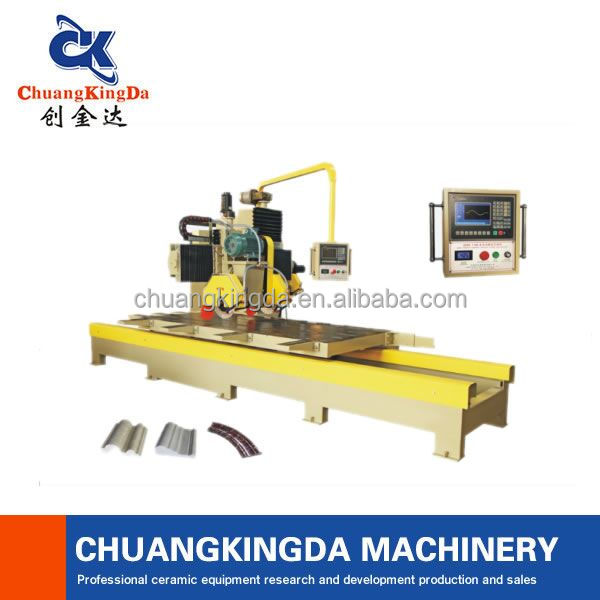 Stone cutting machine,New Condition and No overseas service provided ,Granite and Marble Calibrating Machine