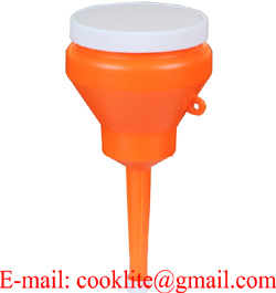 1 PT Double Capped Funnel