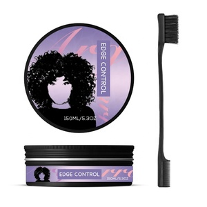Arganrro branded scented wax base edge control without alcohol