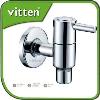 12388 Chrome Brass Graden Outdoor Water Faucet Bibcock