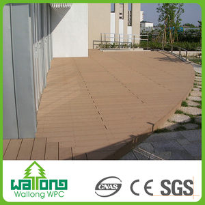 Easy installation outdoor hotel deck floor covering for Water platform