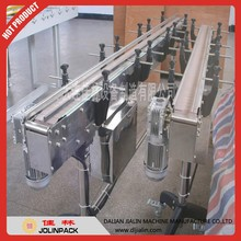 Automatic bottle chain conveyor for conveying bottle