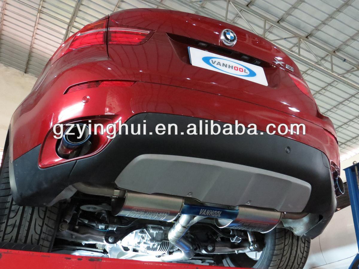 Exhaust For X6 E71 Muffler Buy Exhaust For X6 E71 Muffler Car