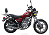 China motorcycle 150cc motorbike street boxer
