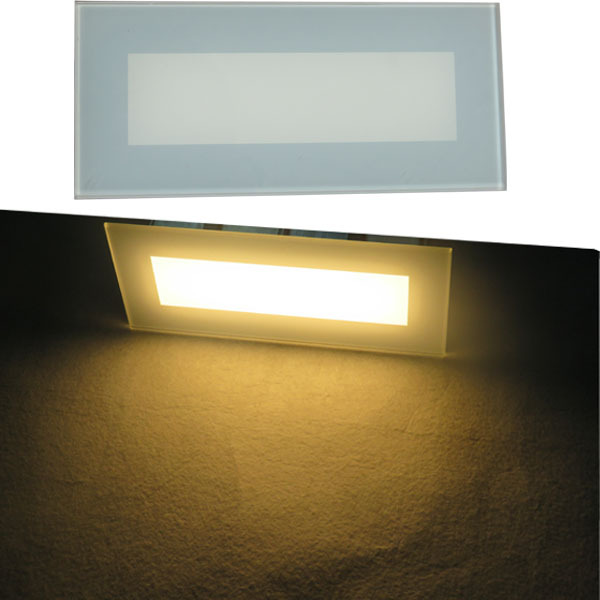 4w Wall Mount Led Light Square Corridor Recessed Lights