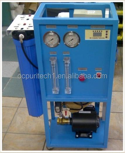 maquina planta de tratamiento de agua osmosis inversa