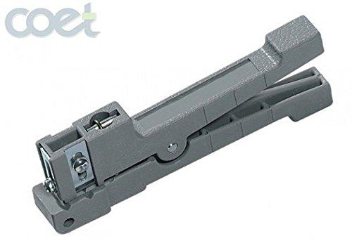 Fiber Optic Stripper 45-162 Coaxial Stripper/Fiber Optic Jacket Stripper/Cleaver/Slitter
