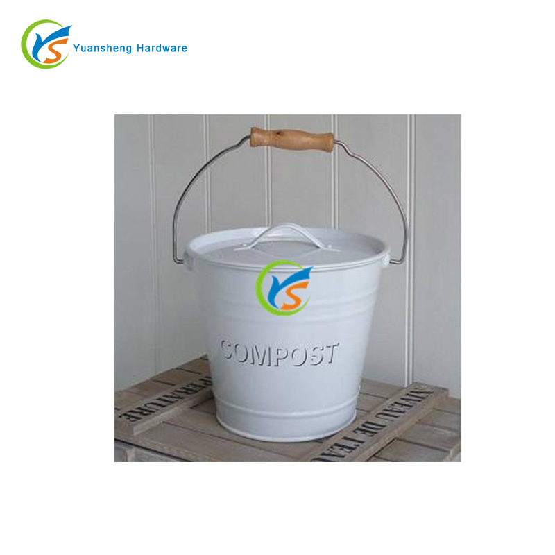 Metal Kitchen Containers Compost Bin With Handle And Lid - Buy Compost  Bin,Kitchen Compost Bin,Containers Compost Bin Product on Alibaba.com