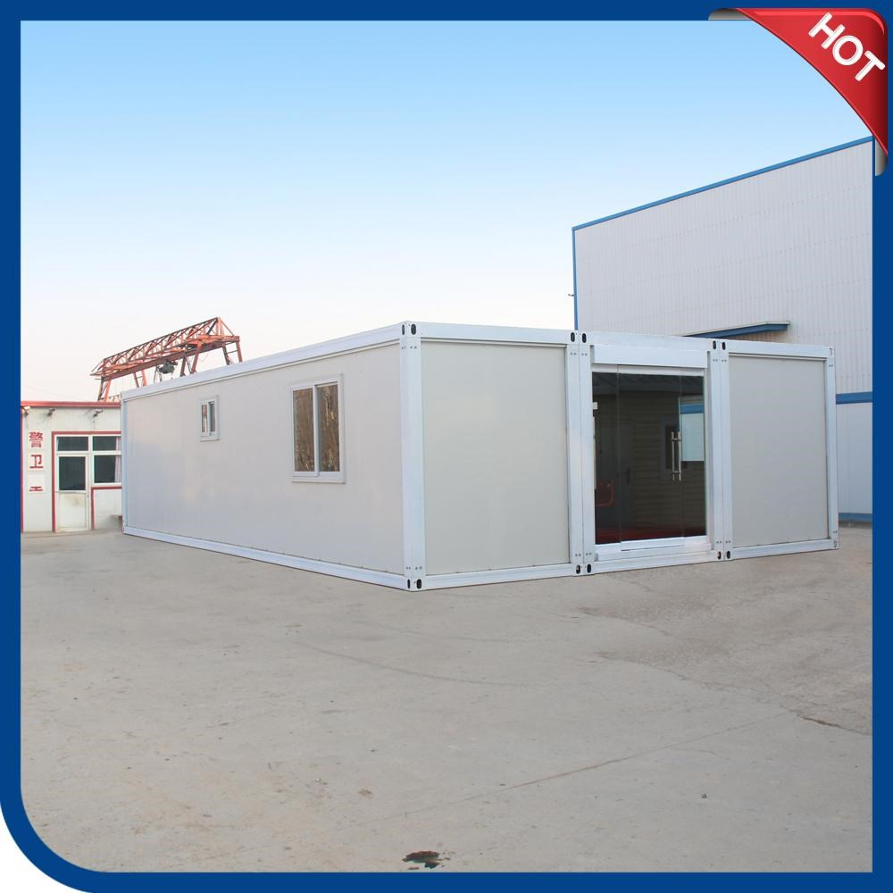 Good quality cheap container home for sale in malaysia with Good insulated well designed