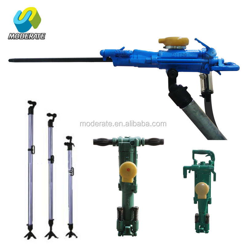 Superior Quality Air Leg Top Jack hammer YT28 Pneumatic Rock Drill for Mining