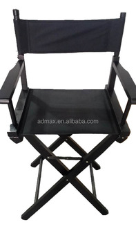 Genial Wooden High Quality Folding Director Chair