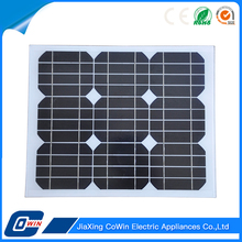 High Quality A-grade Cell High Efficiency 15W Mppt Best Solar Panel