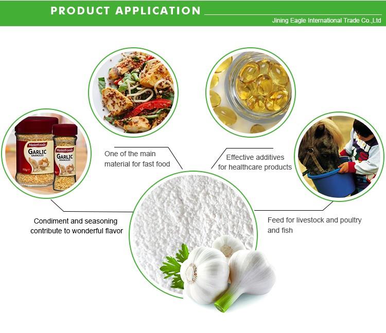 Chinese Shandong A Grade High Standard Dehydrated Garlic Powder ...