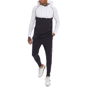 New Wholesale Mens Gym Sports Clothes Slim Fitted Jogging Sweat Suit Custom Tracksuit For Men