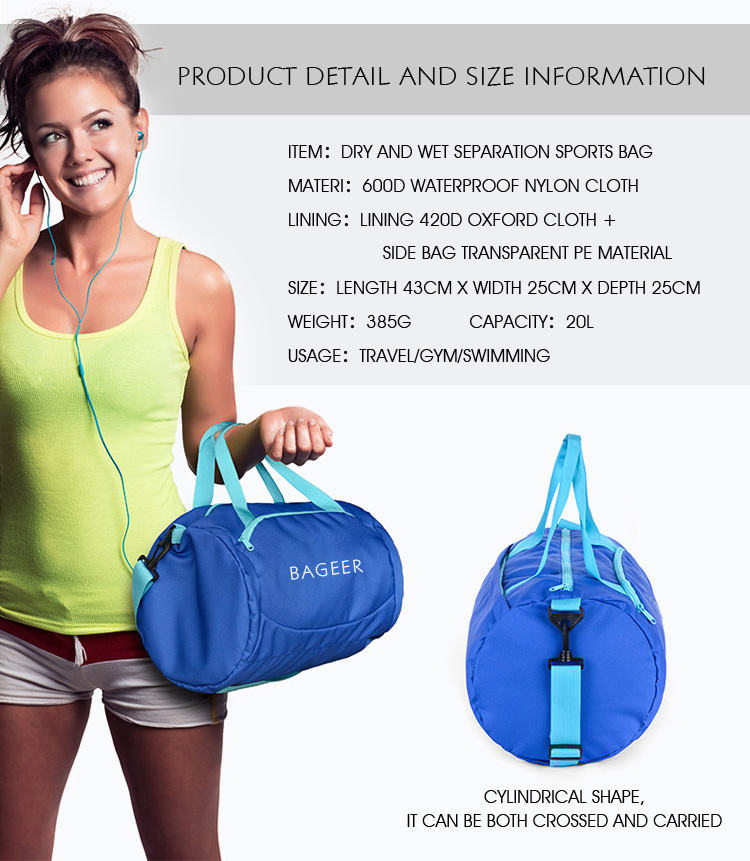Best Swimming Kit Online Large Gym Duffle Bag Ladies Sports Bags