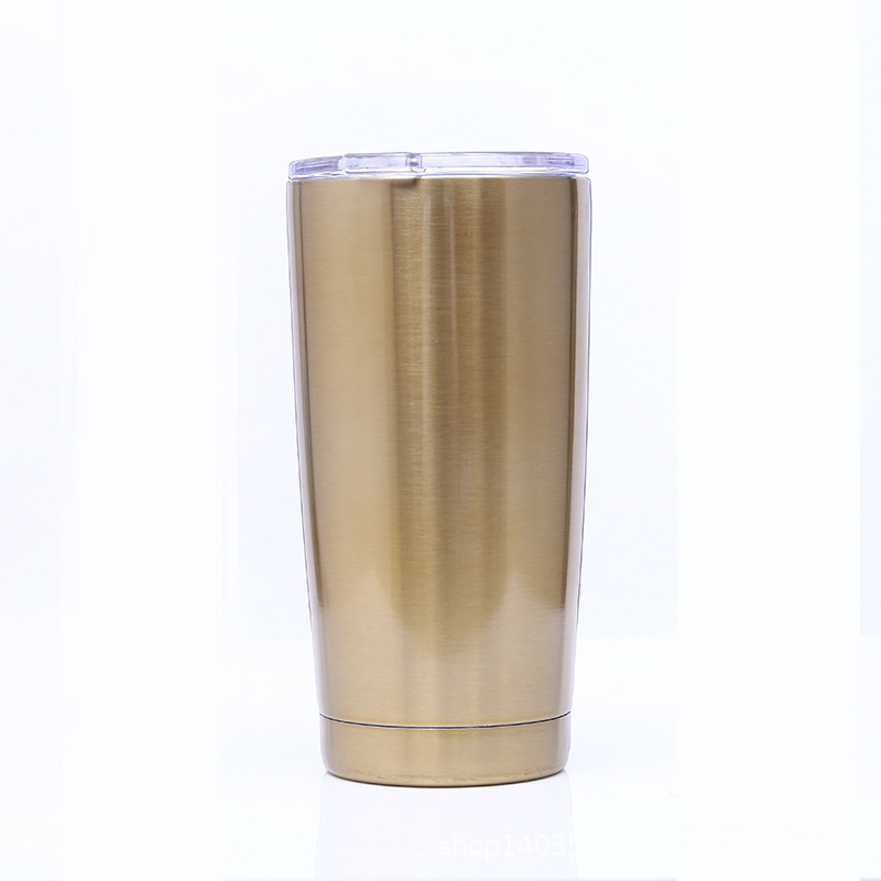 20 oz Stainless Steel Vacuum Insulated Tumbler Double Wall Travel Mug
