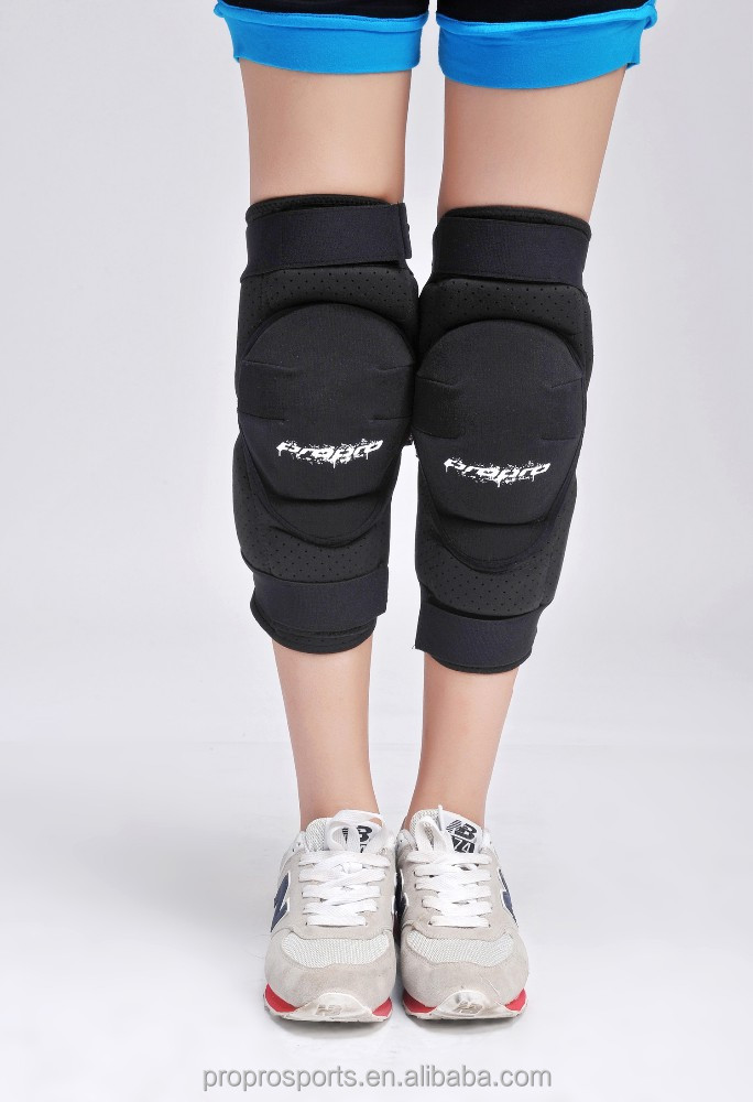 NEW Multi-Function Professional Skating Sports Soft Knee Pad Guards