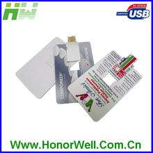 bulk credit card usb promotional gifts usb card usb business card