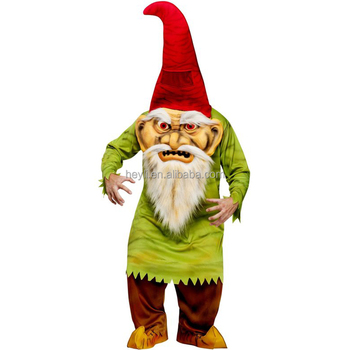 2017 New Funny Christmas Party Elf Cosplay Costume For Adult Men ...