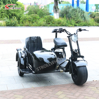 2019 Cheap Price CE/FCC/COC/EEC Beautiful And Luxurious Best three wheel electric motorcycle car