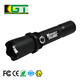TME2408 Strobe Rechargeable Led Flame Proof Torch Light