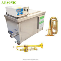 Professional Ultrasonic Cleaner Medical Instruments Brass Instruments 2 to 4 Minutes