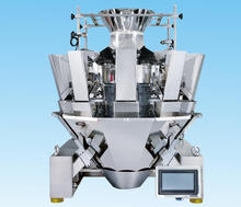 multi function heads animal food combination weigher, multi-heads weighing machine