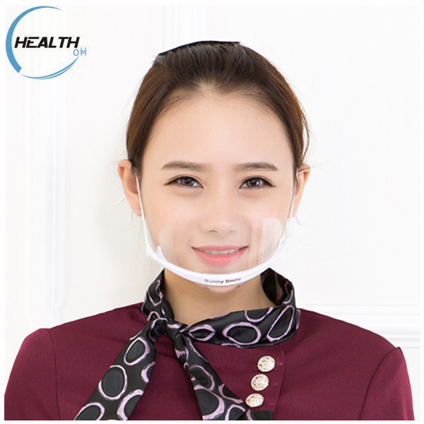 clear surgical face masks